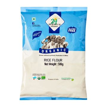 Picture of 24 MANTRA Rice Flour (Certified ORGANIC)