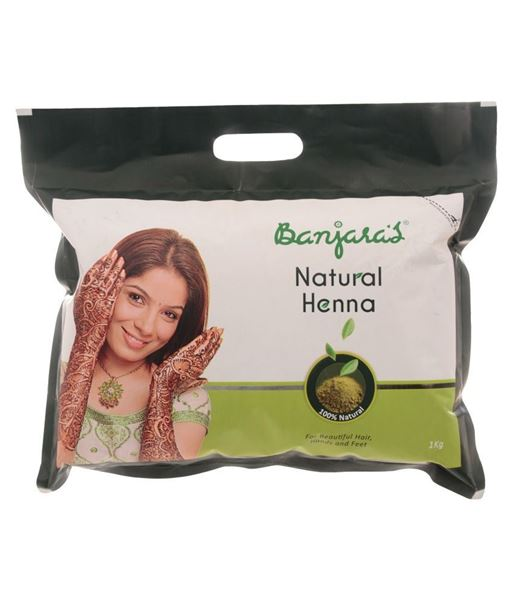 Waangoo Banjara S Natural Henna Powder For Hands Feet Hair