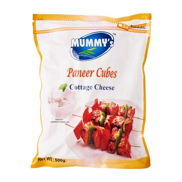 Picture of Mummy's Fresh Cottage Cheese Paneer Diced CUBES