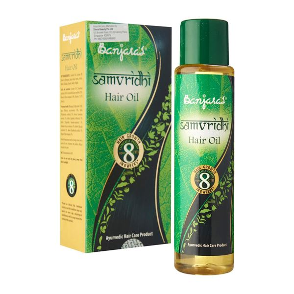Picture of BANJARA'S Samvridhi Hair Oil