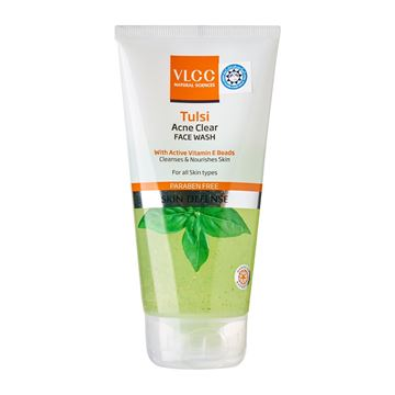 Picture of VLCC Tulsi Acne Clear Face Wash