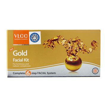Picture of VLCC Gold Single Facial Kit