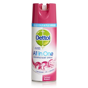 Picture of Dettol All in One Disinfectant Spray - Orchid Blossom