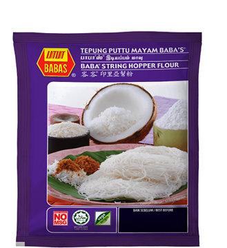 Picture of BABA'S Idiyappam Flour (String Hopper)
