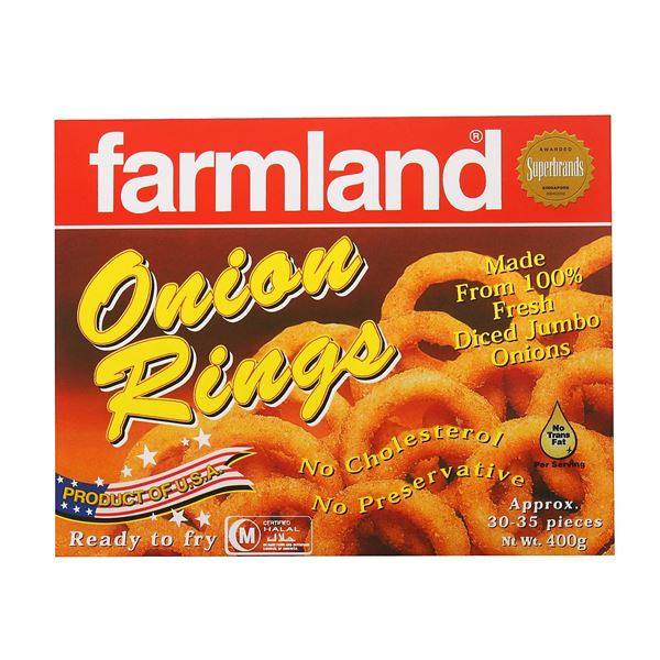 Picture of Farmland Onion Rings (Chilled)