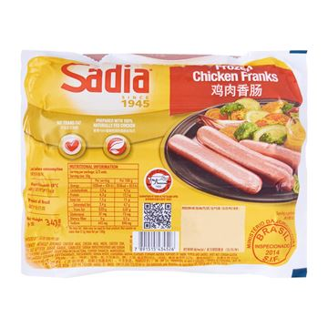Picture of Sadia Chicken Franks    Frozen