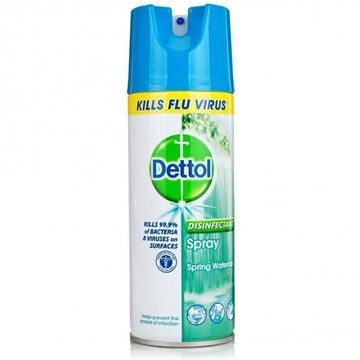 Picture of Dettol All in One Disinfectant Spray    Spring Waterfall