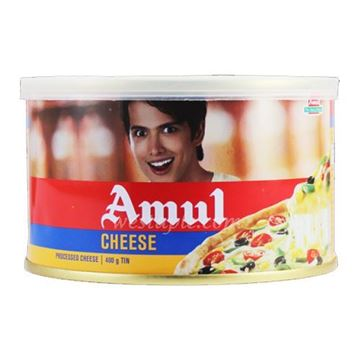 Picture of AMUL Cheese In Tin