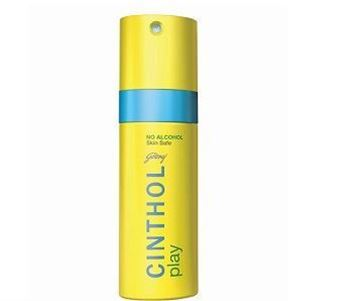 Picture of Cinthol Play Deo Spray For Men