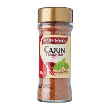 Picture of Masterfoods Cajun Seasoning Jar