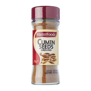 Picture of Masterfoods Cumin Seeds Ground Jar