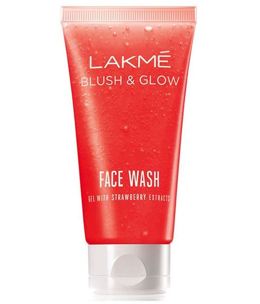 Picture of Lakme Clean Up Nourishing Glow Face Wash