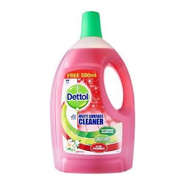 Picture of Dettol 4 In 1 Jasmine Multi Surface Cleaner