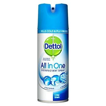 Picture of Dettol All in One Disinfectant Spray Crisp Breeze