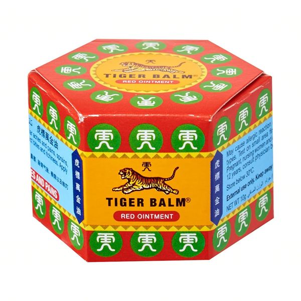 Picture of TIGER Balm Red