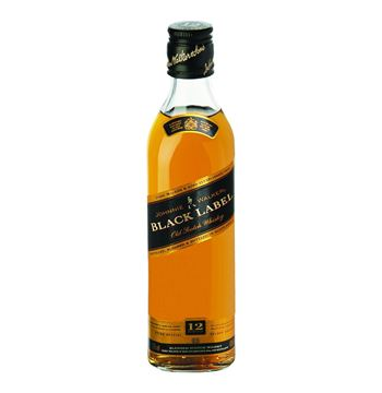 Picture of Johnnie Walker Black Label Whisky