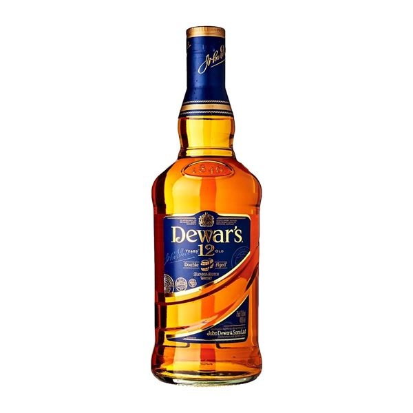 Picture of Dewars 12 Years Old Scotch Whisky