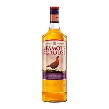 Picture of Famous Grouse Scotch Whiskey