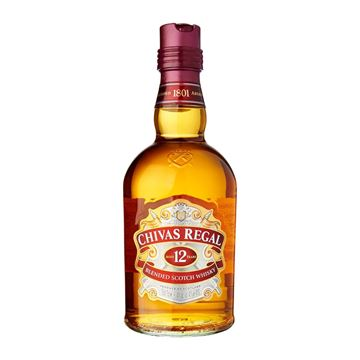 Picture of Chiva's Regal 12 Years Old Scotch Whiskey
