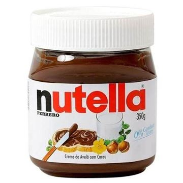 Picture of Nutella Ferrero Hazlenut Spread