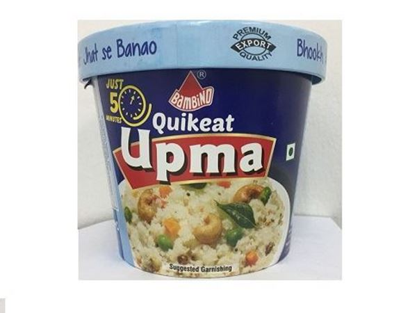 Picture of Bambino Quickeat Upma Mix