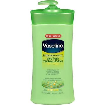 Picture of Vaseline Intensive Care Aloe Smoothie Body Lotion