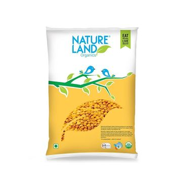 Picture of NATURELAND Toor Dal (Certified ORGANIC)