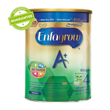 Picture of Enfagrow A+ 360 DHA Baby Formula Milk Original    Stage 4