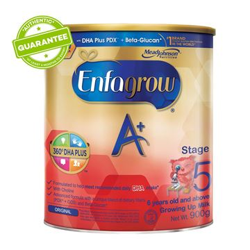 Picture of Enfagrow A+ 360 DHA  Baby Formula Milk Original    Stage 5