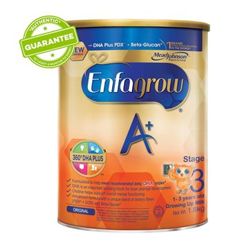 Picture of Enfagrow A+ 360 DHA Baby Formula Milk Original    Stage 3