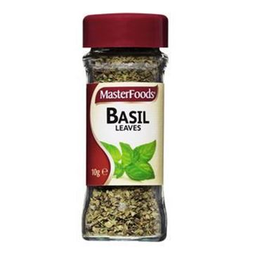 Picture of Masterfoods Basil Leaves Jar