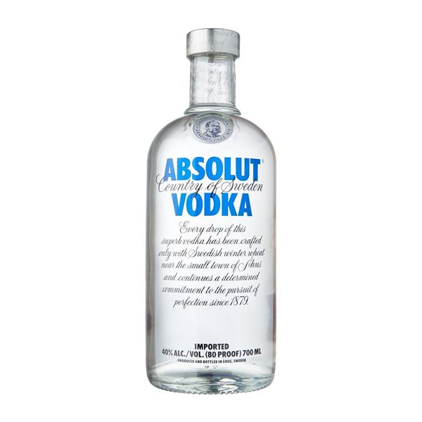 Picture of Absolut Vodka