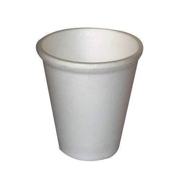 Picture of Thermocol Coffee Cup