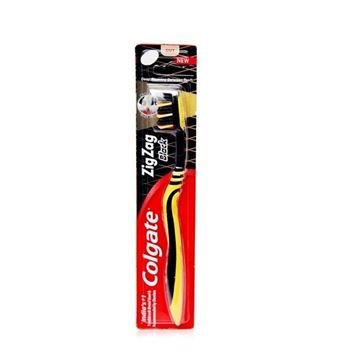Picture of Colgate ZigZag Twister Toothbrush - Medium Black