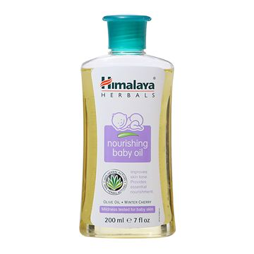 Picture of Himalaya Herbals Nourishing Baby Oil