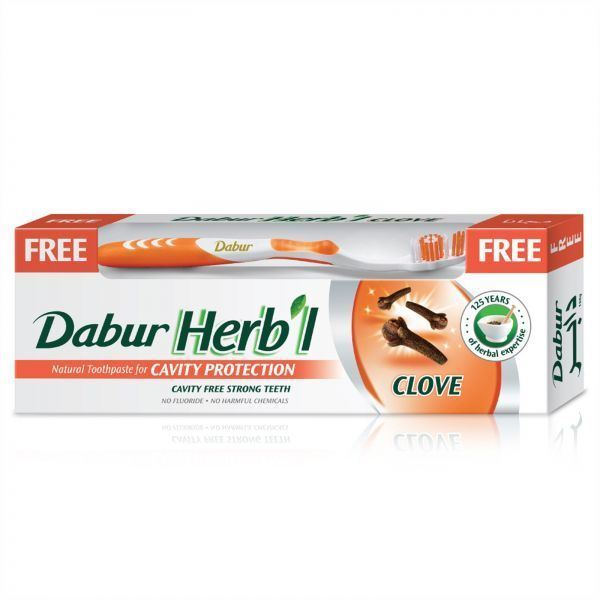 Picture of Dabur Herbal  Clove Cavity Protection Toothpaste