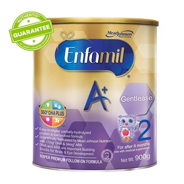 Picture of Enfamil A+ Gentlease  360 DHA Plus  Baby Formula Milk Stage 2