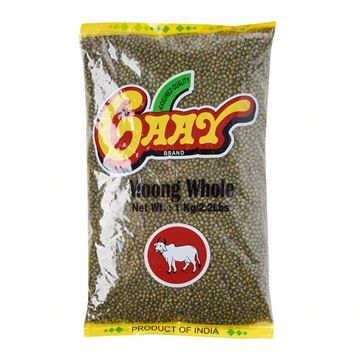 Picture of GAAY Green Moong Dal Whole