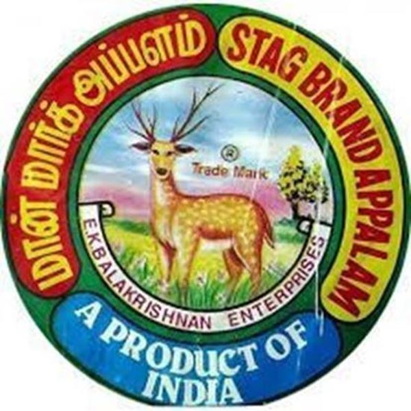 Picture of STAG Brand Appalam (Papad)