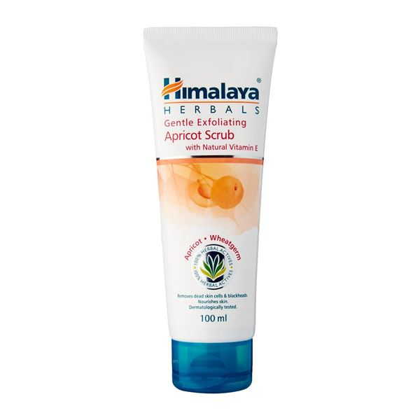 Picture of Himalaya Herbals Gentle Exfoliating Apricot Scrub