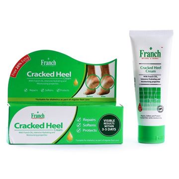 Picture of FRANCH Cracked Heel Relief Cream