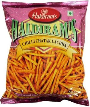 Picture of Haldiram's  Chilli Chatak Lachha