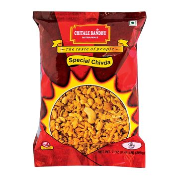 Picture of CHITALE Special Chivda Snacks