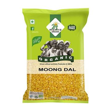 Picture of 24 MANTRA Moong Dal  (Certified ORGANIC)