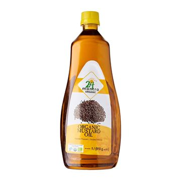 Picture of 24 MANTRA Mustard Oil  (Certified ORGANIC)