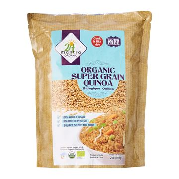 Picture of 24 MANTRA Quinoa (Certified ORGANIC)