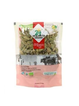 Picture of 24 MANTRA  Green Cardamom  (Certified ORGANIC)