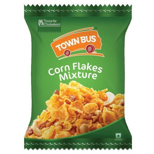 Picture of Town Bus Corn Flakes Mixture