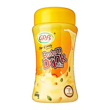 Picture of GRB Badam Drink Mix