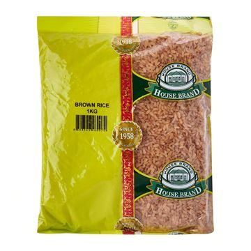 Picture of House Brand Brown Rice